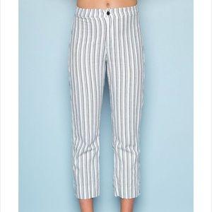 Brandy Melville - Tilden Striped Pants
